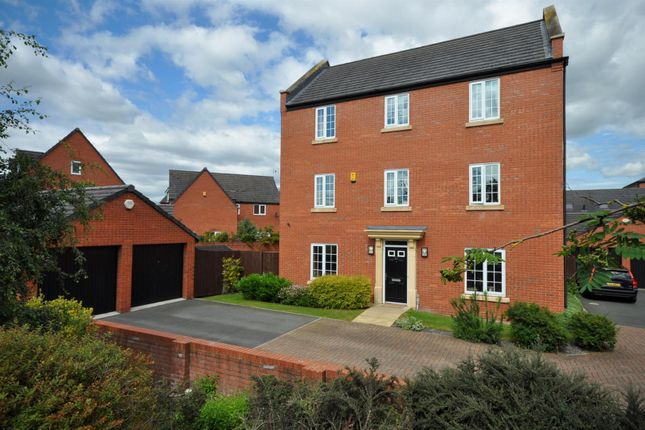 Thumbnail Property for sale in Lime Wood Close, Chester