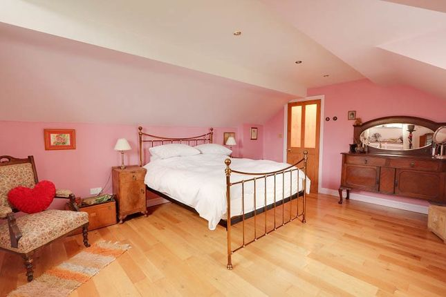 Master Bedroom of With 1 Bed Annex, Church Lane, Alvington, Lydney, Gloucestershire. GL15