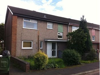 Thumbnail End terrace house to rent in Wharfdale Drive, Eastham, Wirral