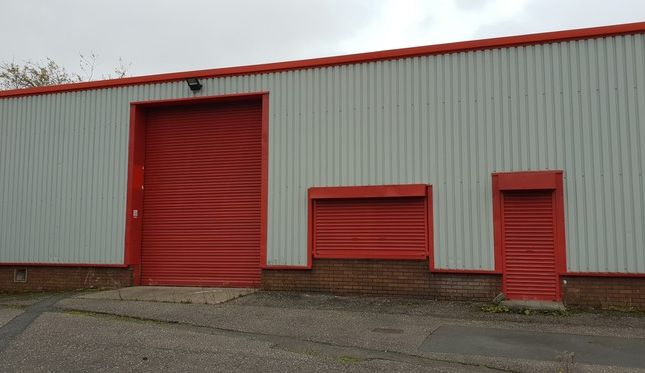 Thumbnail Industrial to let in Blairtummock Road, Glasgow