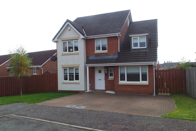 5 bed detached house for sale in Mayburn Place, Coatbridge