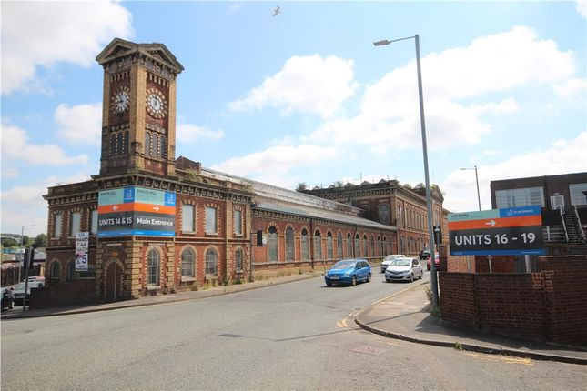 Office to let in Unit 12A(A), Shrub Hill Industrial Estate, Worcester, Worcestershire