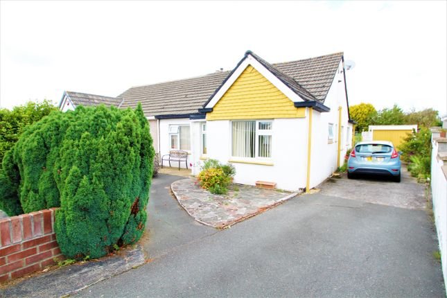 Thumbnail Detached bungalow to rent in Stanborough Road, Plymstock, Plymouth