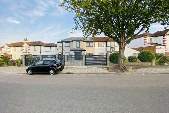 Semi-detached house for sale in Queens Walk, London, United Kingdom