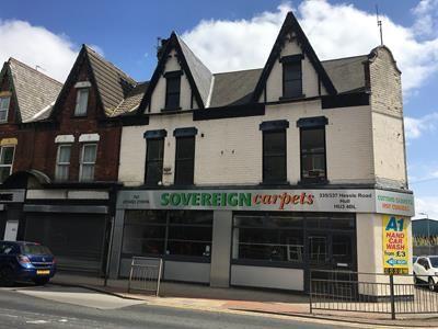 Thumbnail Retail premises for sale in 335-337 Hessle Road, Hull, East Yorkshire