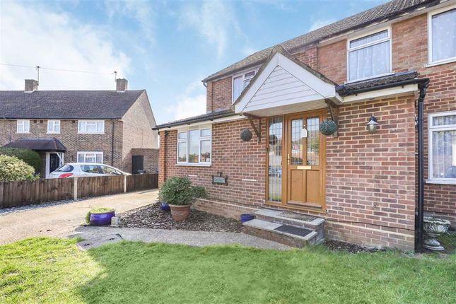 4 bed semi-detached house for sale in Celtic Road, Byfleet, Surrey KT14
