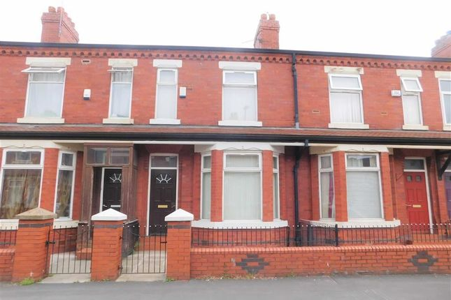 Thumbnail Terraced house for sale in Crofton Street, Rusholme, Manchester