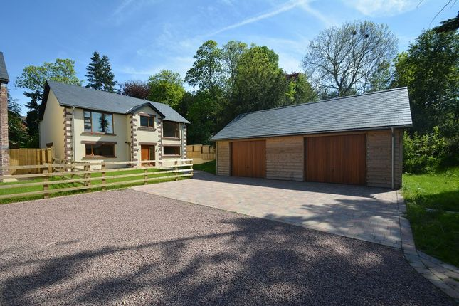 Thumbnail Detached house for sale in Weston Under Penyard, Ross-On-Wye
