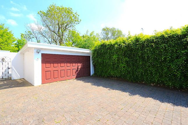 Double Garage of The Fairway, Kirby Muxloe, Leicester LE9