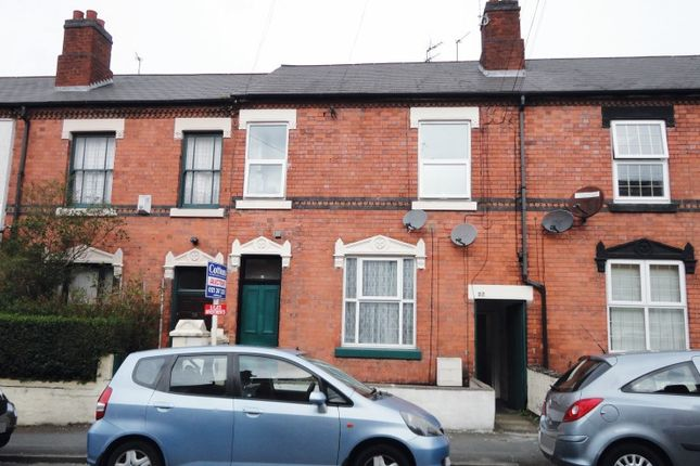 Thumbnail Flat for sale in Cecil Street, Walsall, West Midlands