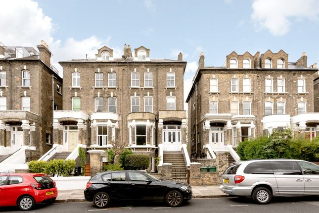 Thumbnail Flat to rent in Lawn Road, London