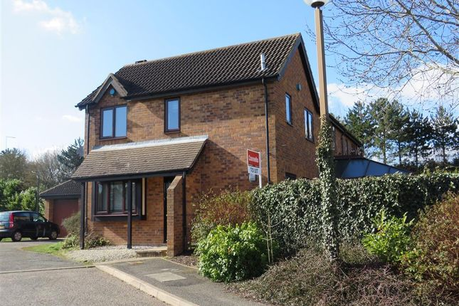 2 bed property to rent in Lullingstone Drive, Bancroft Park, Milton Keynes