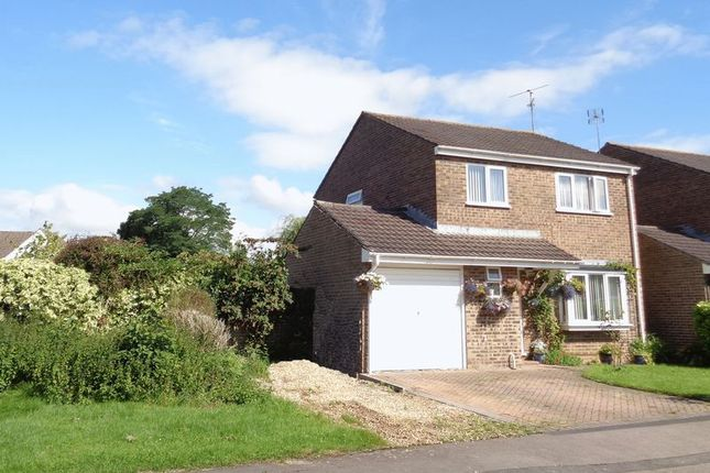 Thumbnail Detached house for sale in Crowthers Avenue, Yate, Bristol