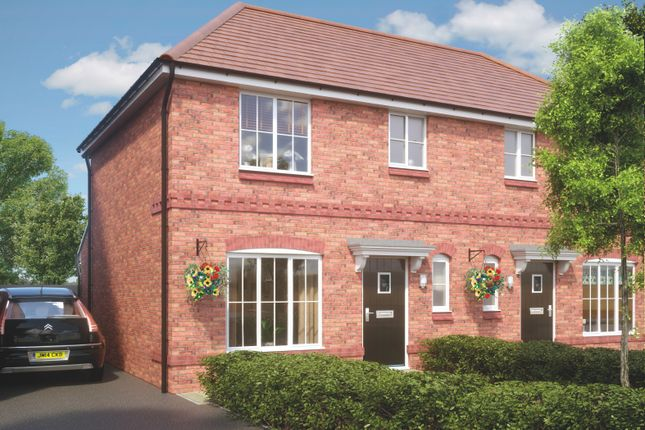 3 bedroom semi-detached house for sale in Stanton Road, Shifnal
