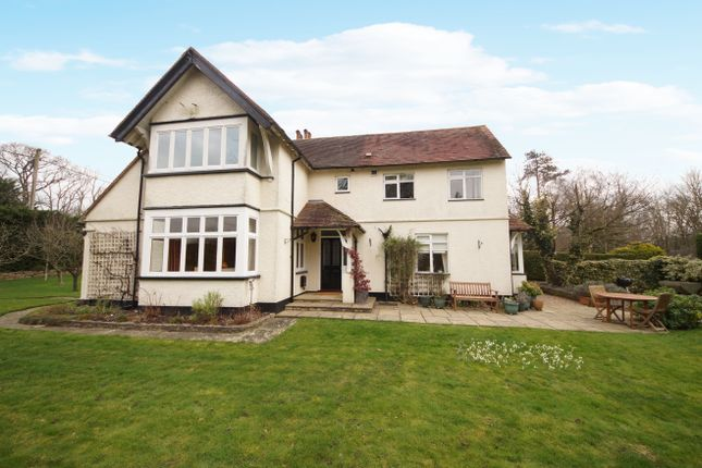 Thumbnail Detached house for sale in The Baredown, Nately Scures, Hook