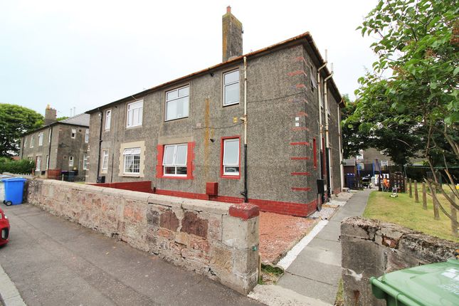 Thumbnail Flat for sale in Young Street, Ayr