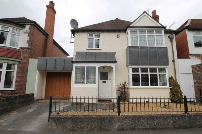 Thumbnail Detached house for sale in Broadfields Road, Sutton Coldfield