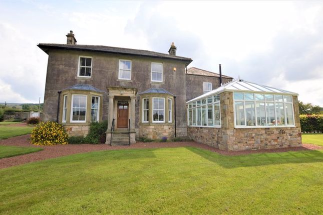 Thumbnail Detached house for sale in Newtown, Morpeth
