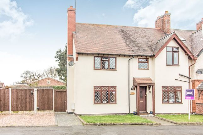 4 bed end terrace house for sale in Main Street, Peatling Magna LE8