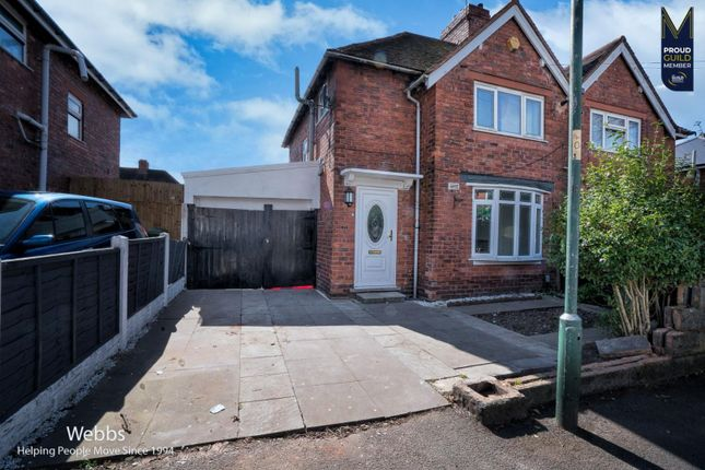 3 bed semi-detached house for sale in Chapel Street, Bloxwich, Walsall WS3