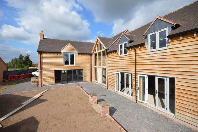 4 bed detached house for sale in Waters Upton, Nr. Telford, Shropshire. TF6