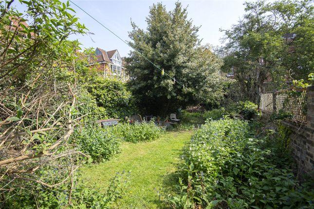 Garden of Elrington Road, London E8