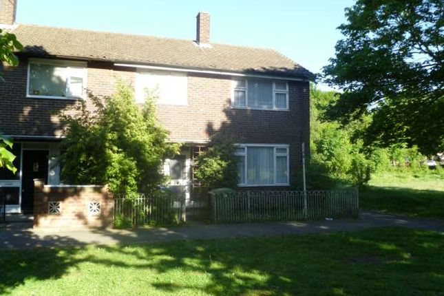 Thumbnail End terrace house to rent in Ampleforth, Abbey Wood