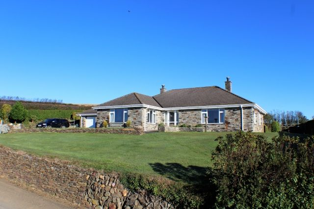 Thumbnail Bungalow for sale in St. Minver, Wadebridge