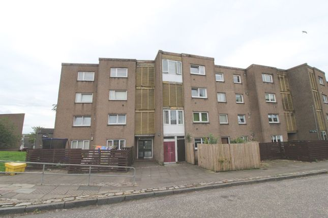 Thumbnail 3 bed flat to rent in Marmion Road, Cumbernauld, North Lanarkshire