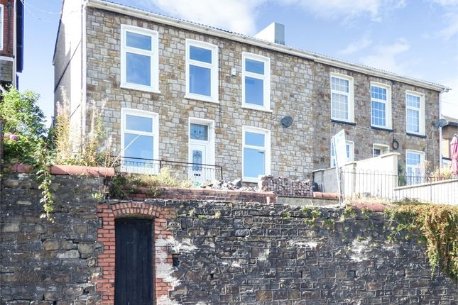 Thumbnail Semi-detached house for sale in Sunnybank, Ebbw Vale, Blaenau Gwent