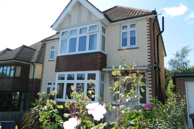 Thumbnail 4 bed detached house to rent in Plemont Gardens, Bexhill-On-Sea