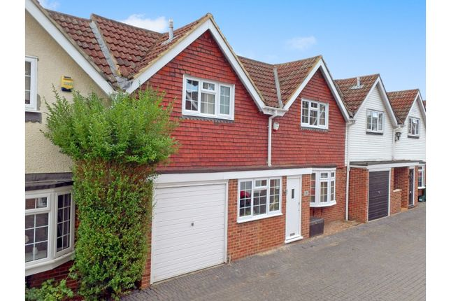 Thumbnail Terraced house for sale in Belmont Mews, Camberley