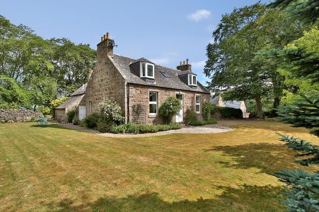 Thumbnail Detached house to rent in Cairnhill, Tarves, Aberdeenshire