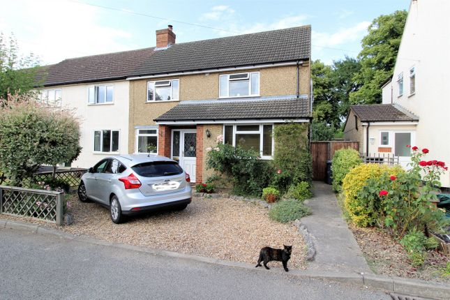 Thumbnail Semi-detached house for sale in Hillfoot Road, Shillington, Bedfordshire