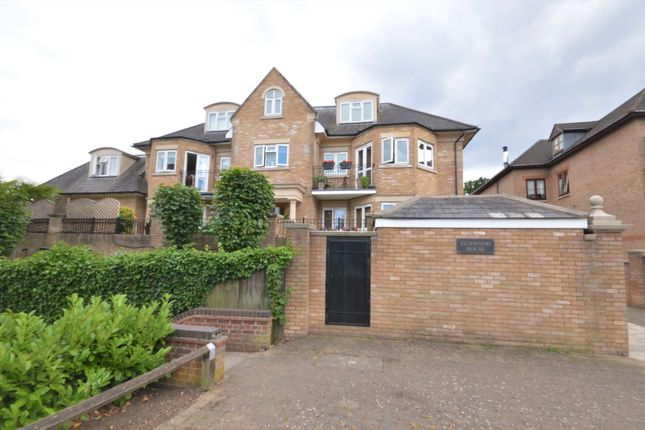 Thumbnail Flat for sale in 2 Crescent Road, Enfield
