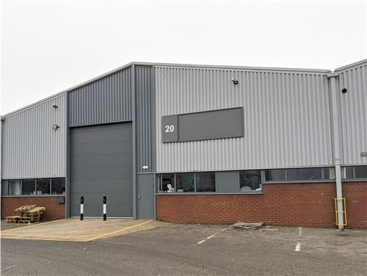 Thumbnail Light industrial to let in 20 Barn Way, Lodge Farm Trade Park, Northampton