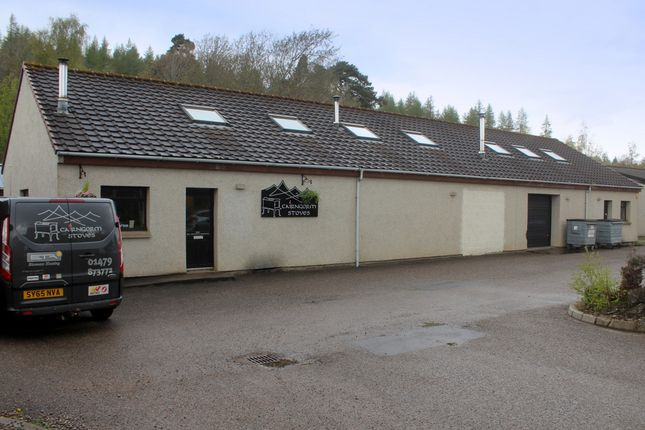 Thumbnail Retail premises for sale in Cairngorm Stoves, Strathspey Industrial Estate, Grantown-On-Spey
