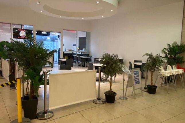 Thumbnail Restaurant/cafe to let in Kingsgate Shopping Centre, Dunfermline