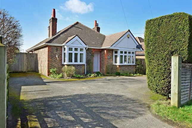 4 bed detached bungalow for sale in Mill Road, Burgess Hill, West Sussex