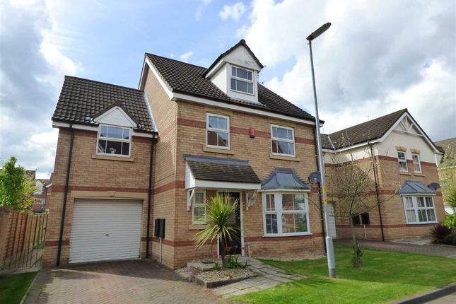 Thumbnail Property for sale in Peacock Place, Gainsborough