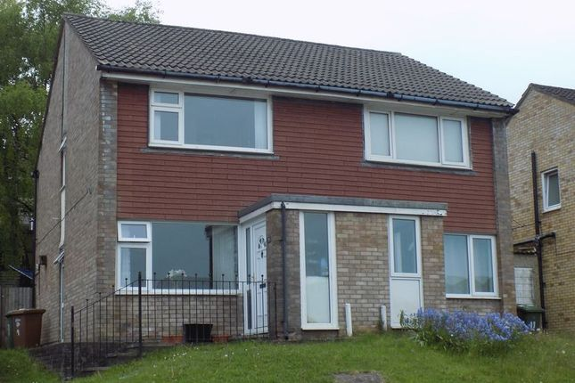 Thumbnail Semi-detached house to rent in Chester Court, Caerphilly