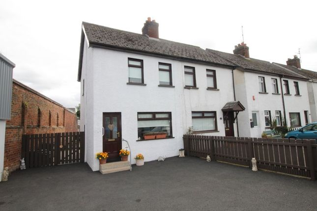 Thumbnail Semi-detached house for sale in Moira Road, Lisburn