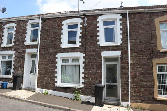 Thumbnail Terraced house for sale in Glendower Street, Dowlais, Merthyr Tydfil