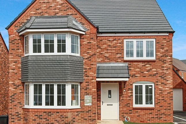 Thumbnail Detached house for sale in Plot 56, Marbury Meadows, Wrenbury
