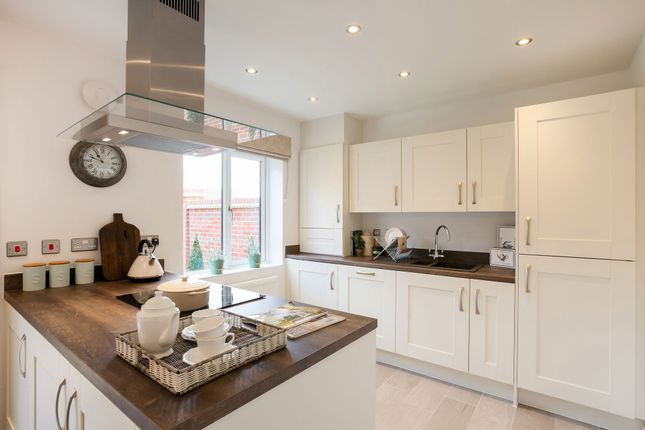 Thumbnail Detached house for sale in Pershore Road, Evesham