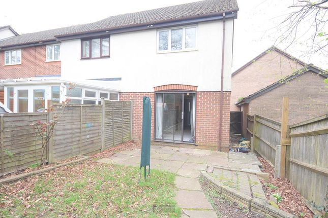 Thumbnail Detached house to rent in Waldon Gardens, West End, Southampton