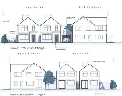 Thumbnail Commercial property for sale in Land Adjoining, Micklehome Drive, Burton Upon Trent, Staffordshire