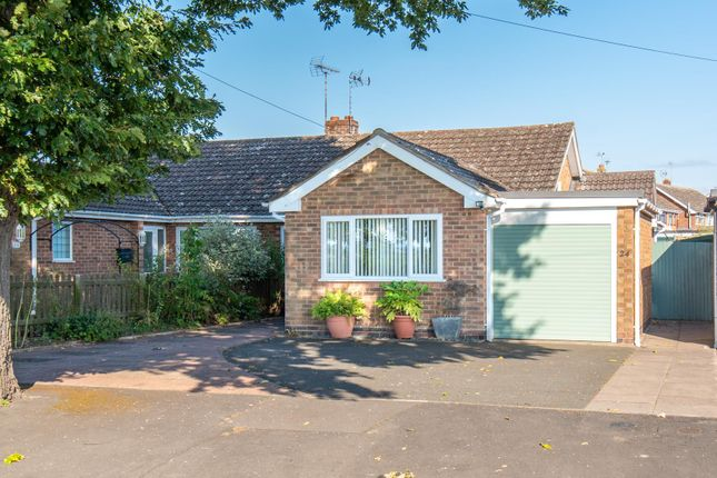 Thumbnail Semi-detached bungalow for sale in Blackwell Road, Tredington, Shipston-On-Stour