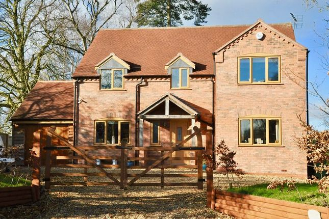 Thumbnail Detached house for sale in Evesham Road, Norton, Evesham