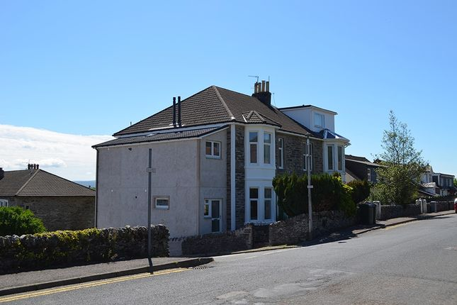 Thumbnail Flat for sale in Alfred Street, Dunoon, Argyll And Bute